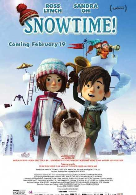 فيلم Snowtime! 2015 مترجم