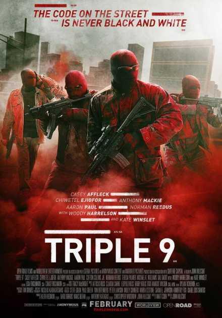 فيلم Triple 9 2016 مترجم