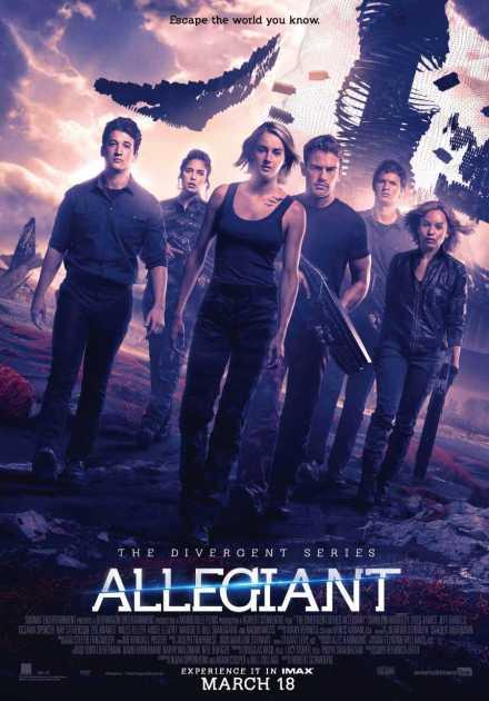 فيلم The Divergent Serie Allegiant Part 1 2016 مترجم