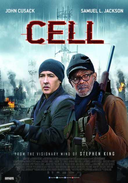 فيلم Cell 2016 مترجم