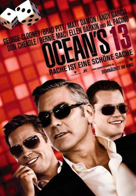 فيلم Ocean's Thirteen 2007 مترجم
