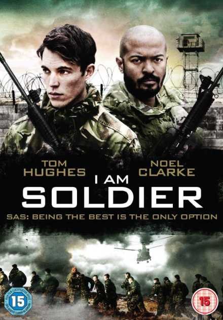 فيلم I Am Soldier 2014 مترجم
