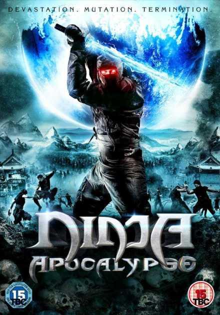 فيلم Ninja Apocalypse 2014 مترجم