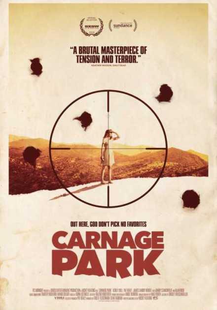 فيلم Carnage Park 2016 مترجم