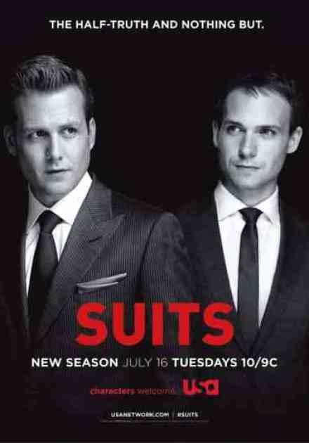 مسلسل Suits