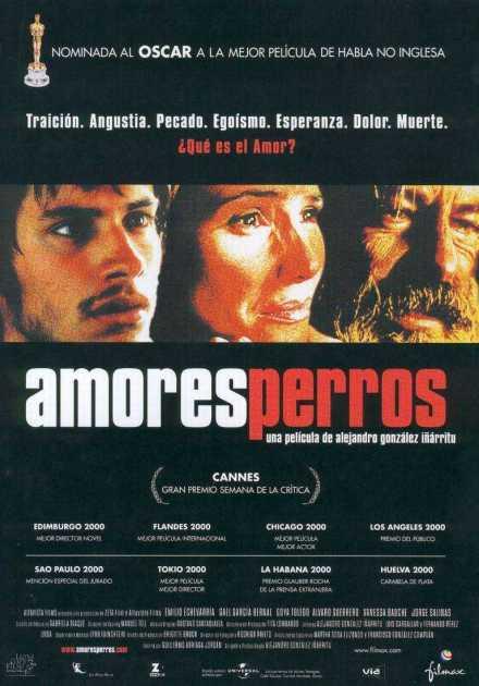 فيلم Amores Perros 2000 مترجم