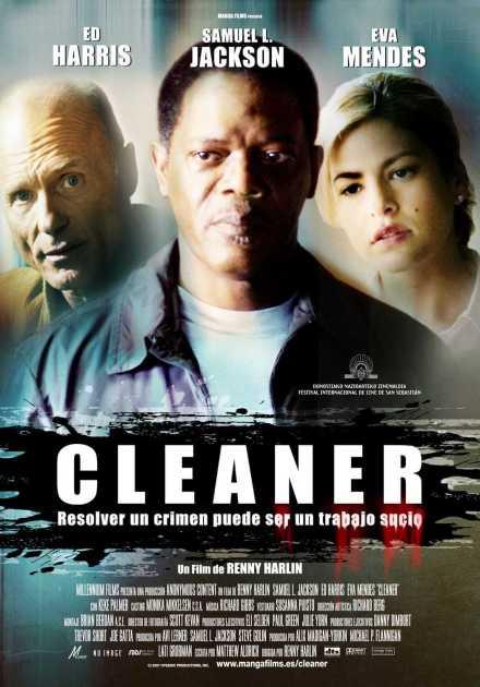فيلم Cleaner 2007 مترجم