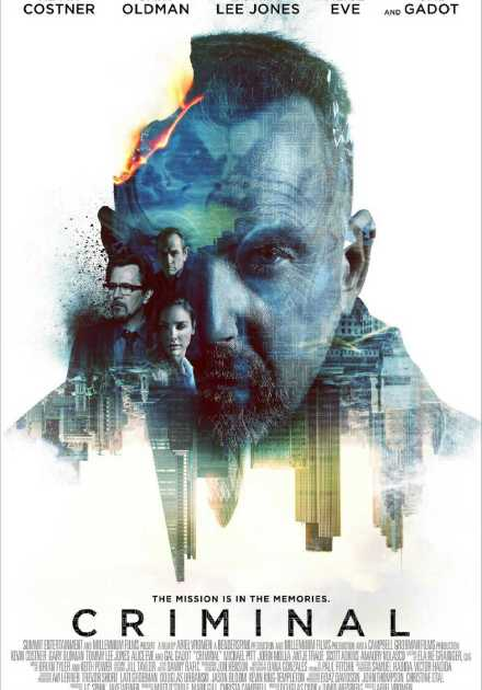 فيلم Criminal 2016 مترجم