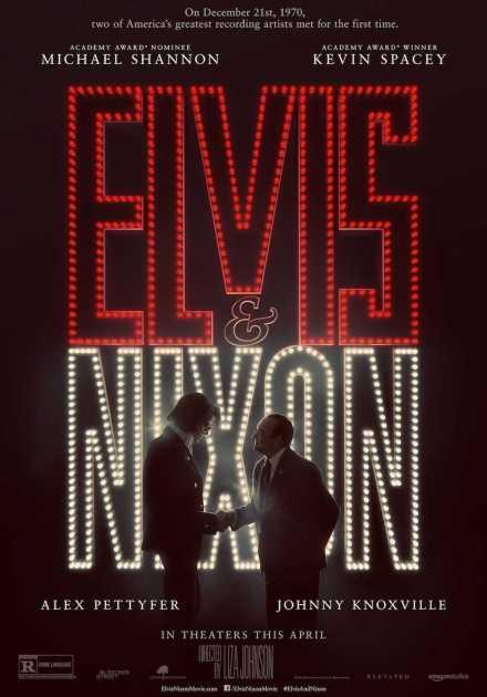 فيلم Elvis & Nixon 2016 مترجم