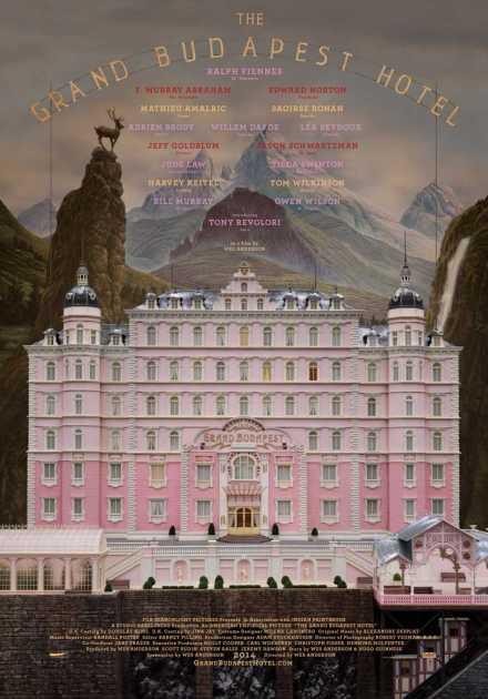 فيلم The Grand Budapest Hotel 2014 مترجم