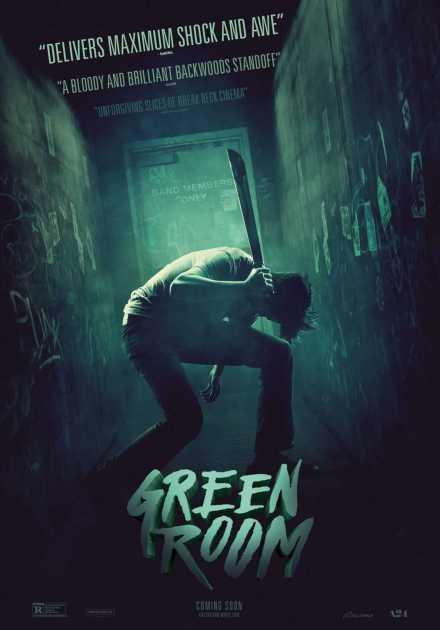 فيلم Green Room 2015 مترجم