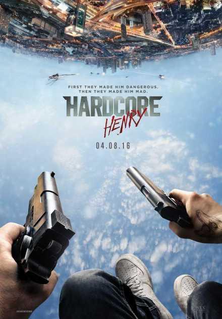 فيلم Hardcore Henry 2015 مترجم