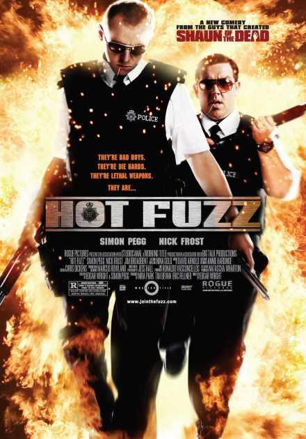 فيلم Hot Fuzz 2007 مترجم