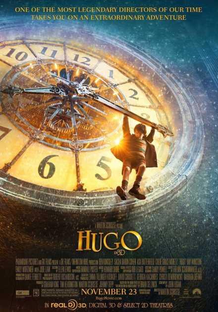 فيلم Hugo 2011 مترجم