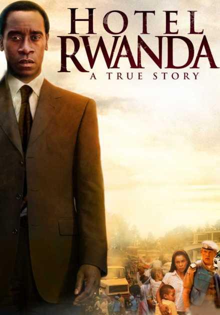فيلم Hotel Rwanda 2004 مترجم