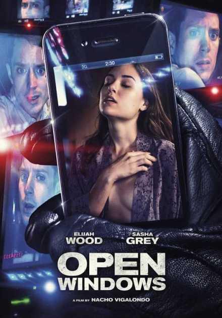 فيلم Open Windows 2014 مترجم
