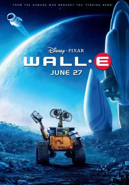 فيلم WALL-E 2008 مترجم