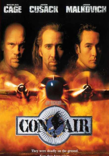 فيلم Con Air 1997 مترجم