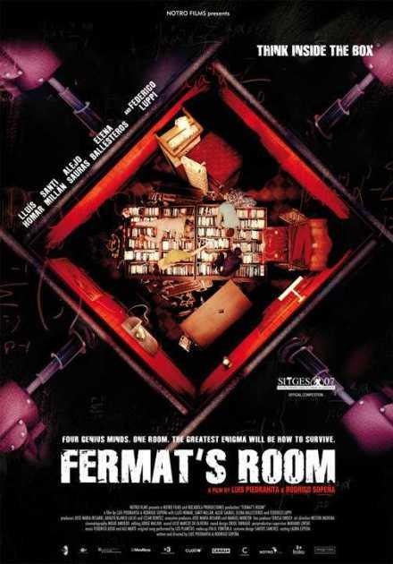 فيلم Fermat's Room 2007 مترجم