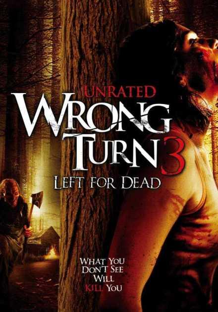 فيلم Wrong Turn 3 Left for Dead 2009 مترجم