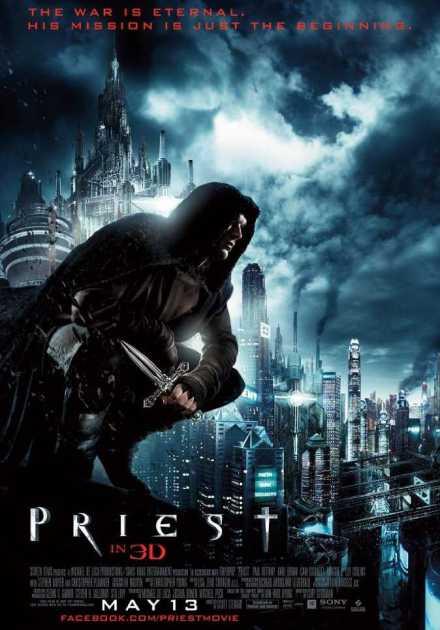 فيلم Priest 2011 مترجم