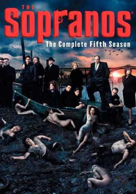 مسلسل The Sopranos الموسم الخامس