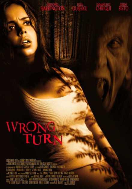فيلم Wrong Turn 2003 مترجم