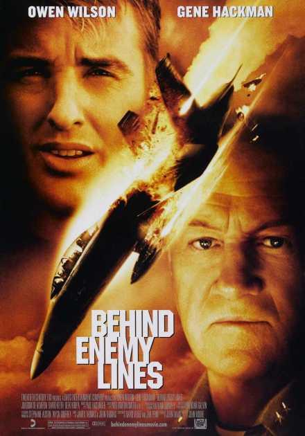 فيلم Behind Enemy Lines 2001 مترجم