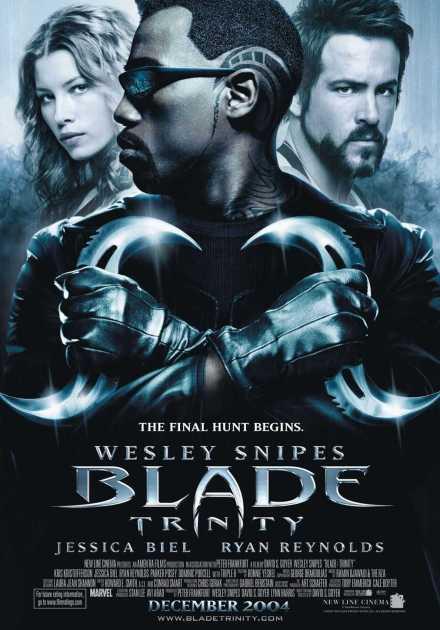 فيلم Blade Trinity 2004 مترجم