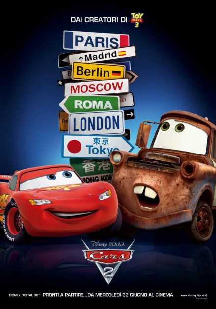 فيلم Cars 2 2011 مترجم