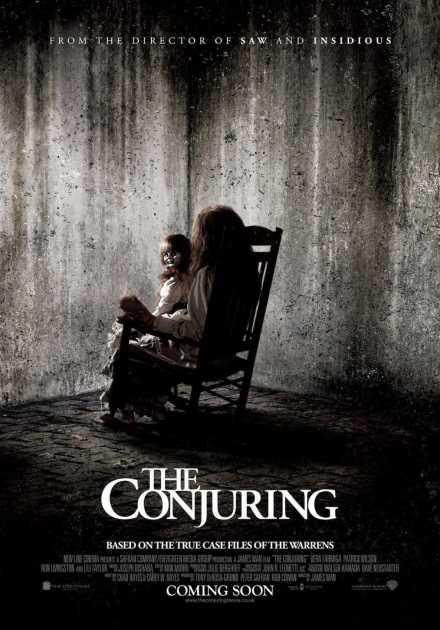 سلسلة أفلام The Conjuring