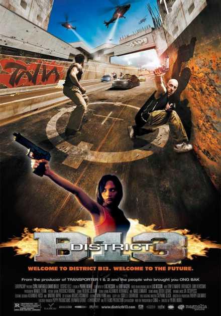 فيلم District B13 2004 مترجم