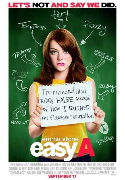 فيلم Easy A 2010 مترجم