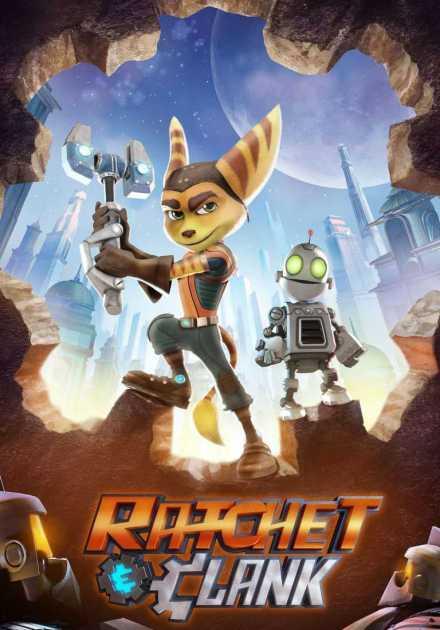 فيلم Ratchet & Clank 2016 مترجم