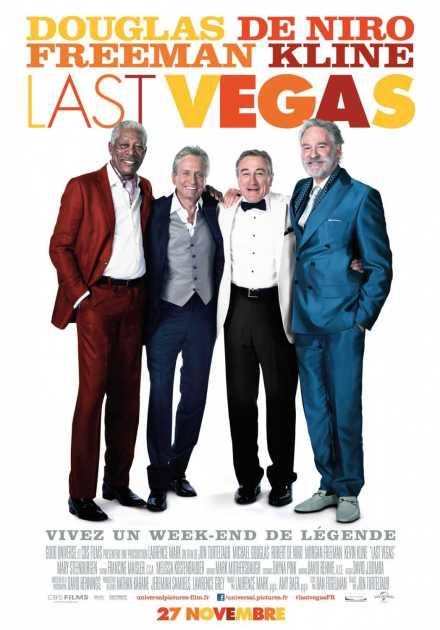 فيلم Last Vegas 2013 مترجم