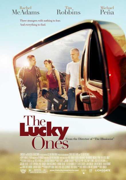 فيلم The Lucky Ones 2008 مترجم