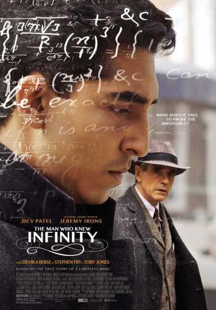 فيلم The Man Who Knew Infinity 2015 مترجم