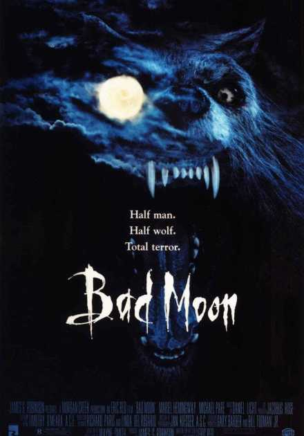 فيلم Bad Moon 1996 مترجم