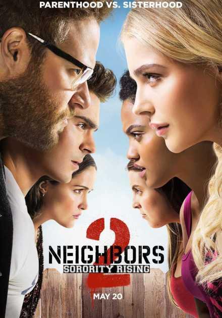 فيلم Neighbors 2 Sorority Rising 2016 مترجم