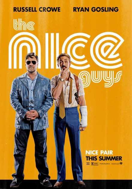 فيلم The Nice Guys 2016 مترجم