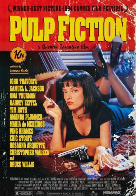 فيلم Pulp Fiction 1994 مترجم