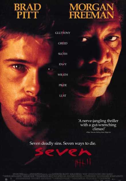 فيلم Se7en 1995 مترجم