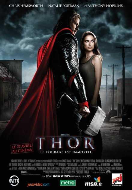 فيلم Thor 2011 مترجم
