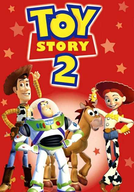 فيلم Toy Story 2 1999 مدبلج