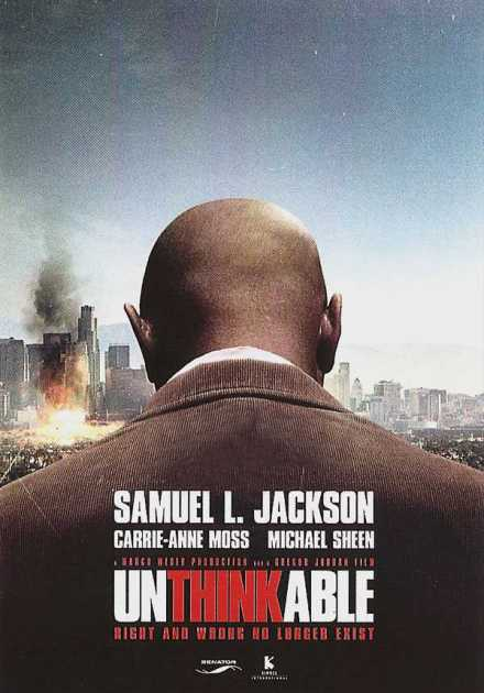 فيلم Unthinkable 2010 مترجم
