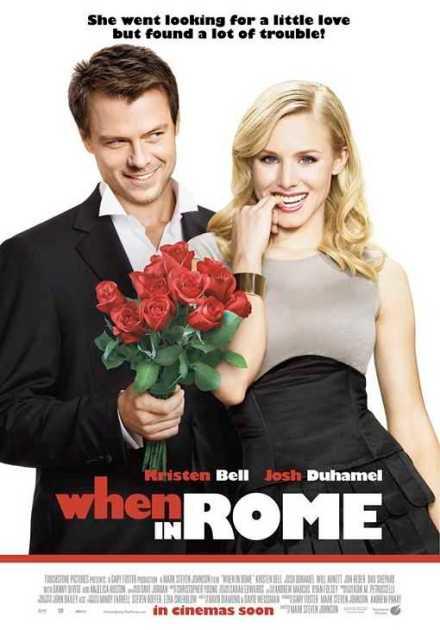 فيلم When in Rome 2010 مترجم