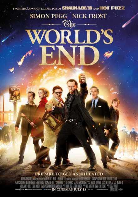 فيلم The World's End 2013 مترجم