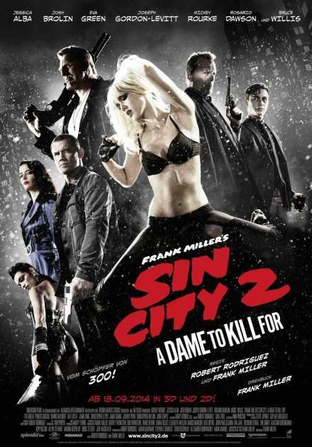 فيلم Sin City A Dame to Kill For 2014 مترجم