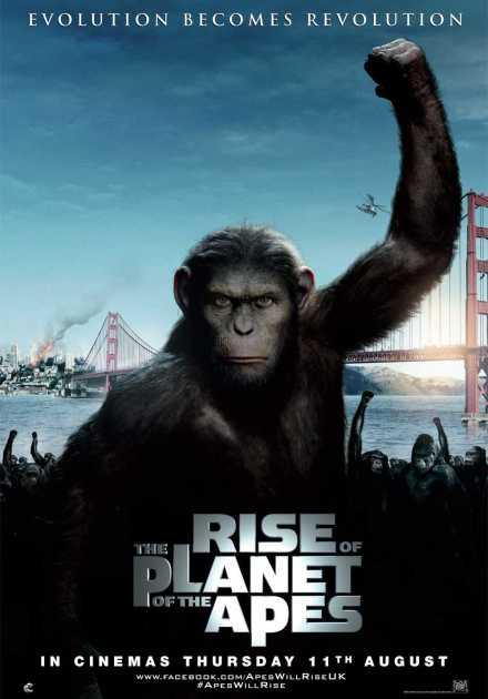 فيلم Rise of the Planet of the Apes 2011 مترجم