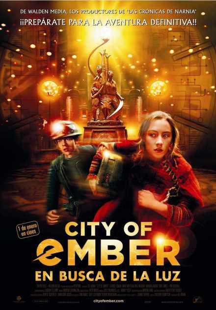 فيلم City of Ember 2008 مترجم